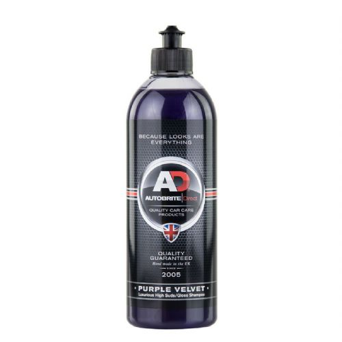 Autobrite Direct Purple Velvet Car Wash Shampoo